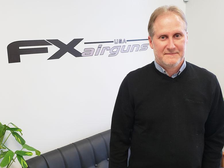 تفنگهای بادی اف ایکس چگونه تولید شد ؟ در گفتگوی مجله هارد اِیر با فردریک اکسلسون (Fredrik Axelsson) مالک کمپانی FX