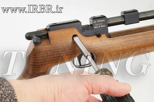 تیون تفنگ بادی
