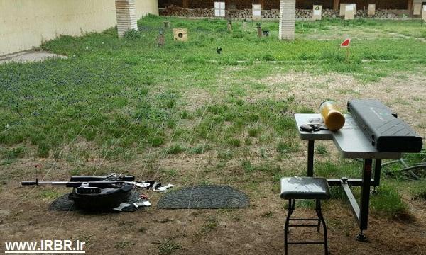 باشگاه تیراندازی تفنگ بادی