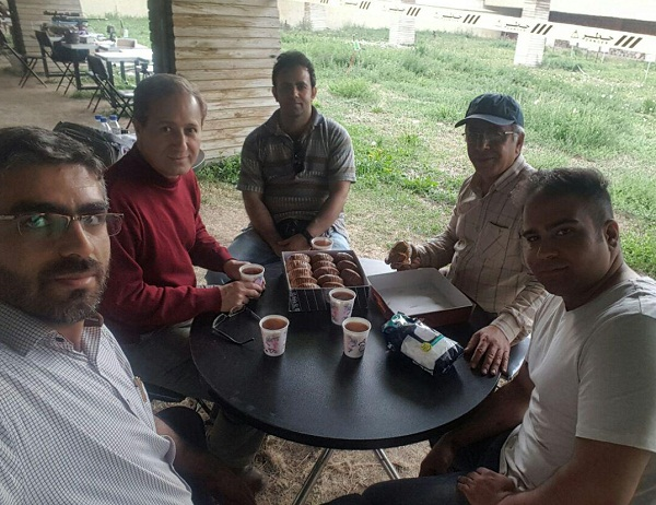 اولین باشگاه بنچ رست و فیلدتارگت در ایران