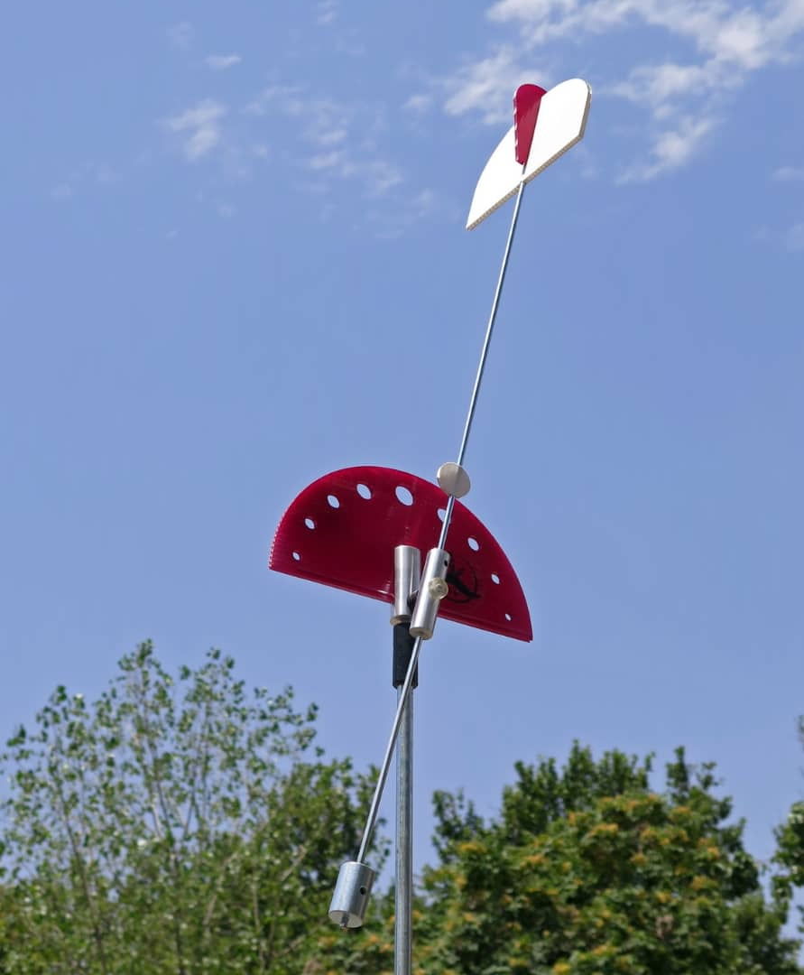 اندیکاتور (شاخص شدت باد) – تولیدی ۴۱۲