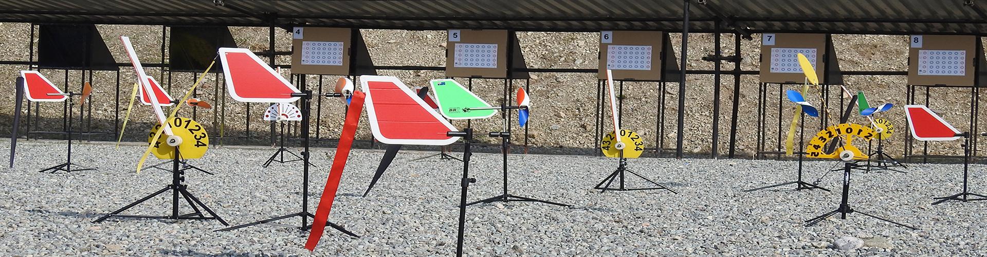 بادنما wind flags
