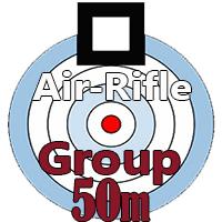رکورد های بنچ رست ۵۰ متر گروپ ( جمع تیر )
