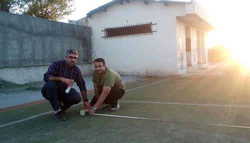 اولین مسابقه تیراندازی سیلوئت در ایران