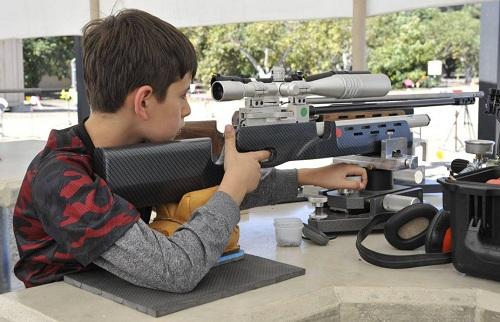 تفنگ بنچ رست Air Rifle Benchrest