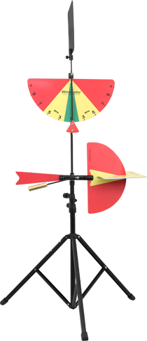 بادنما و بادسنج  wind flags  &  Wind Indicator