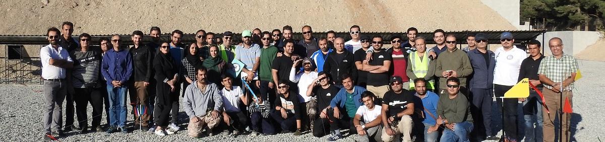 مسابقه بنچ رست فنری ۲۱ مهر ۱۳۹۶- IRBR