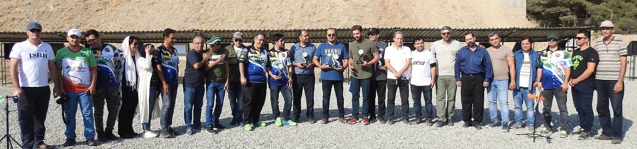 مسابقه بنچ رست ۲۵ متر LV & HV – شهریور ۱۳۹۸