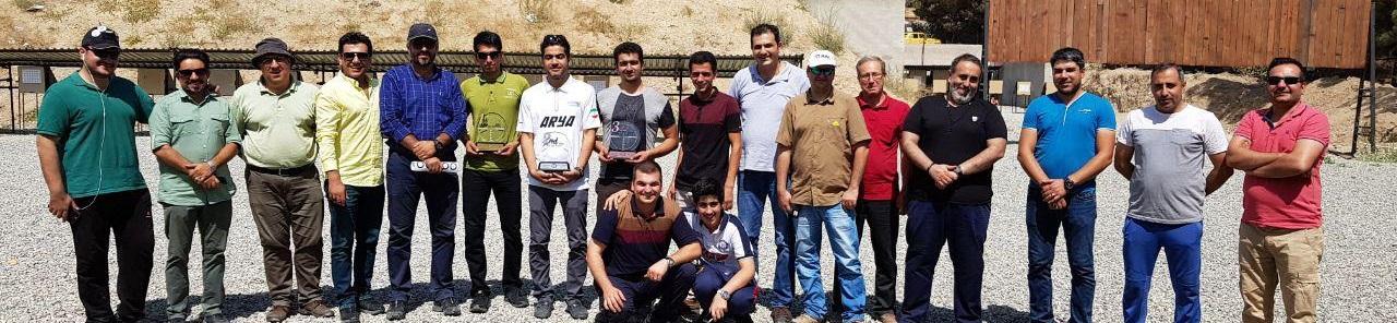 مسابقه بنچ رست ۵۰ متر ۸ شهریور ۹۷ – IRBR