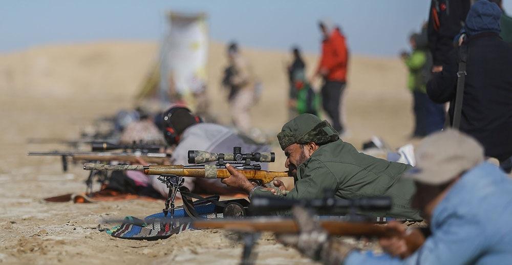 اولین دوره مسابقات تیراندازی آزاد ۱۰۰۰ متر و ۴۰۰ متر گلوله زنی – قنوات
