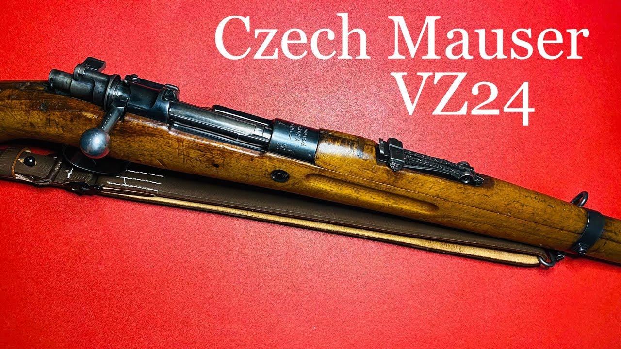 تاریخچه تفنگ برنو (vz. 24)