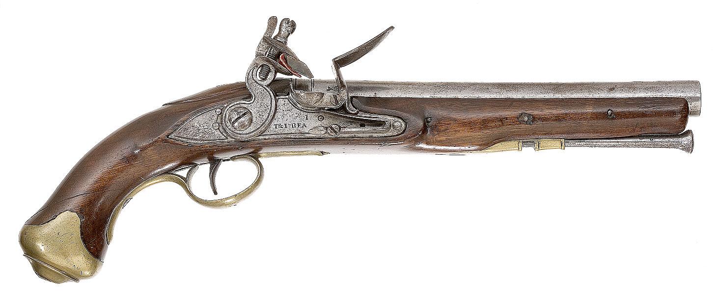 تفنگ چخماقی