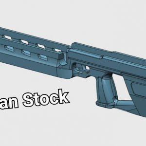 قنداق تفنگ اوراگان