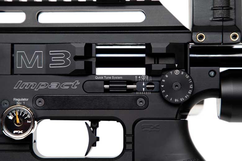 تفنگ بادی FX M3